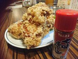 #倶知安鶏ザンギ