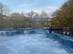 Relax and celebrate at Riverside Lodges - a small independent lodge park.