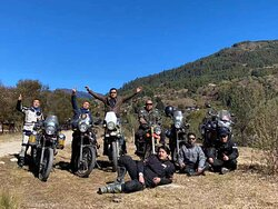 Passion and Experience for Biking