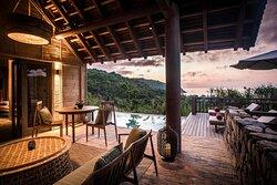 Hill Pool Villa