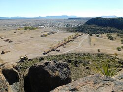 View from the Fort Davis Overlook