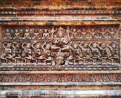 Terracotta Arts Panel