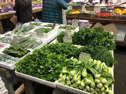 Beautiful markets