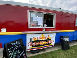 Philippine Smoked Bbq and Grill's Food Truck