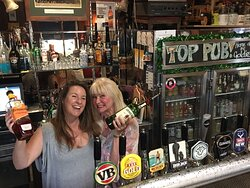 Fabulous landlord who is passionate about his pub