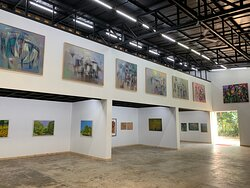 New exhibition and building