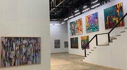 Huge exhibition