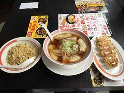 中華そばが好きでした