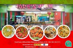 Authentic Asian Cuisine at Jade's Wok!