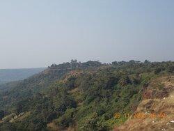 View of Jai Vilas Palace from Hanuman Point.