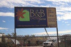 B & B Cactus Farm