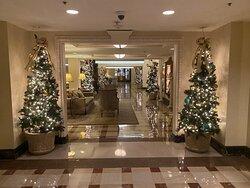 Lobby near the gift shop.