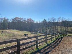 Beautiful farm and trails
