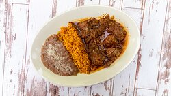 Birria plate