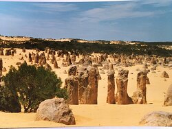 Pinanacles Desert
