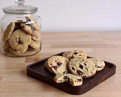 Mes cookies éclats de chocolat noir