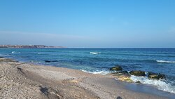Vama Veche at the Black Sea