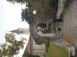 Trsat Castle, heading out