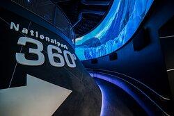 360° Panoramakino © Thomas Höll Science Vision