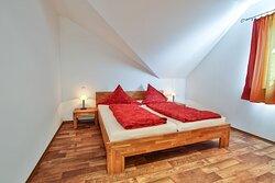 Schlafzimmer Fewo Löwe