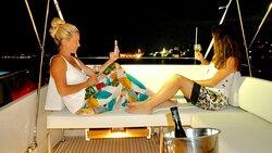 Korcula Adventure Yacht , fly bridege