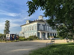 Историко-этнографический музей «Усадьба Гальских»