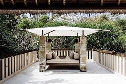 Aman Villas at Nusa Dua, Indonesia - Outdoor Bale, Free Standing Unit