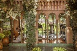 Amanjena, Morocco - Fitness Centre