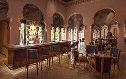 Amanjena, Morocco - Bar Fumoir Interior