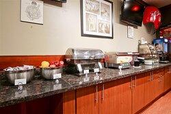 Wrigleys Breakfast Station