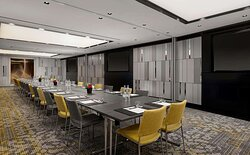 Plaza Suite Boardroom