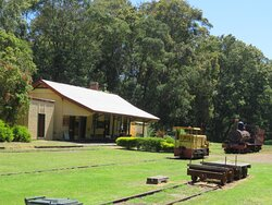 Get your tickets at the original railway station.