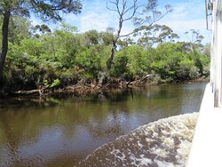 The Donnelly River