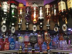 We have many gins