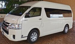 XL Van for one to 10 passengers. Private transportation.  No sharing with strangers! No waiting for other passengers.  Certified and official transportation from the Airport to hotel or condo. One way transfer or round trip.
