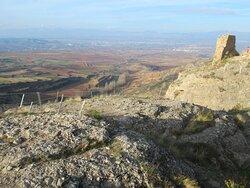 Castillo de Clavijo en La Rioja