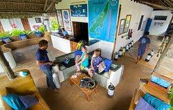 Big Blu Dive Centre - Office