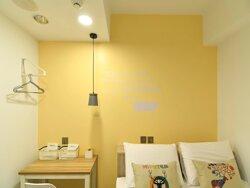 雙人房-附共用衛浴-女生專用樓層