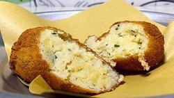 crocche' con patate di montoro