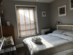 Compact Double En-suite (Room Two)