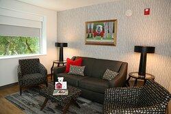 Uga Suite - sitting area