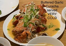 Lazy Chef (Curacha Lobster)