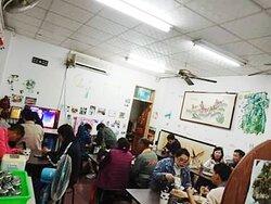 台灣非吃不可美食,泰式麻辣麵店,嘉義市軍輝路25號