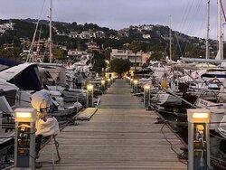 In der Marina Port d'Andratx
