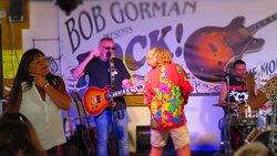 Bob Gorman's Blues Band at work (February 2020)