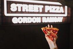 Street Pizza Southwark