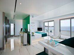GOLD PRINCESS SUITE SEA FRONT PANORAMIC VIEW