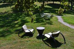 Le jardin pour vous détendre