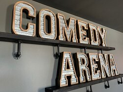 Comedy shows for every type of audience.