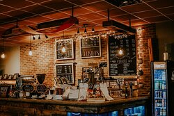 Parcell's Perk Coffee Shop & Bakery
